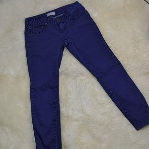 Free People Purple Jeans Size 27